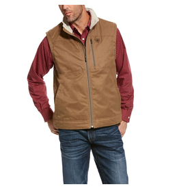 Outerwear Ariat 10028416<br /> Grizzly Canvas Vest