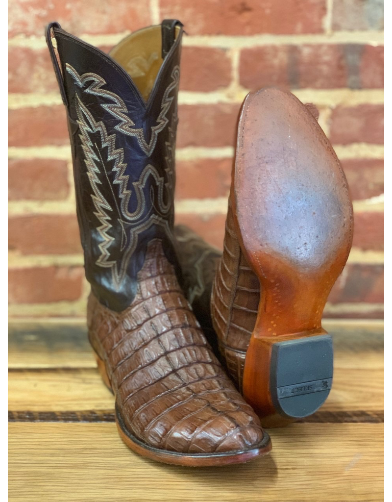 LUCCHESE L1324.64 12 EE<br /> American Alligator Tail