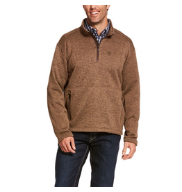Outerwear Ariat 10027986 Caldwell 1/4 Zip Sweater