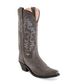 Boots-Women OLD WEST LF1516<br /> Grey Roughout