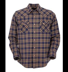 Tops-Men OUTBACK Bowman Work Shirt<br /> 42707