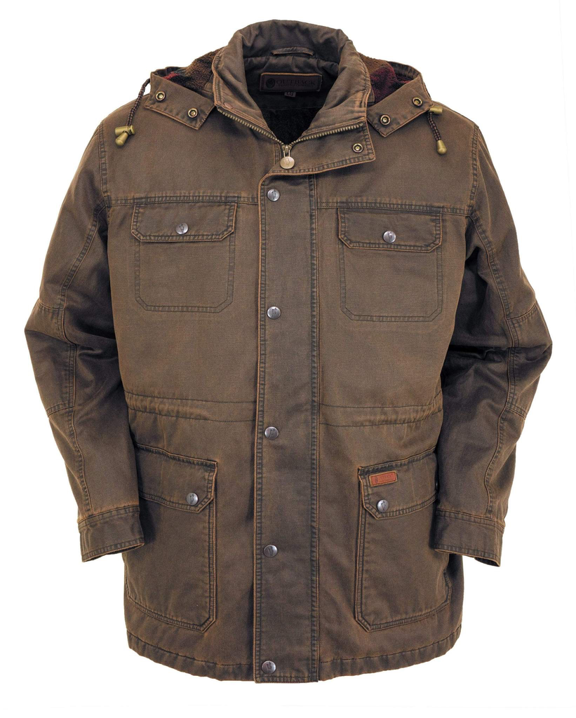 Outerwear Outback Trading Co Langston Jacket No 29732