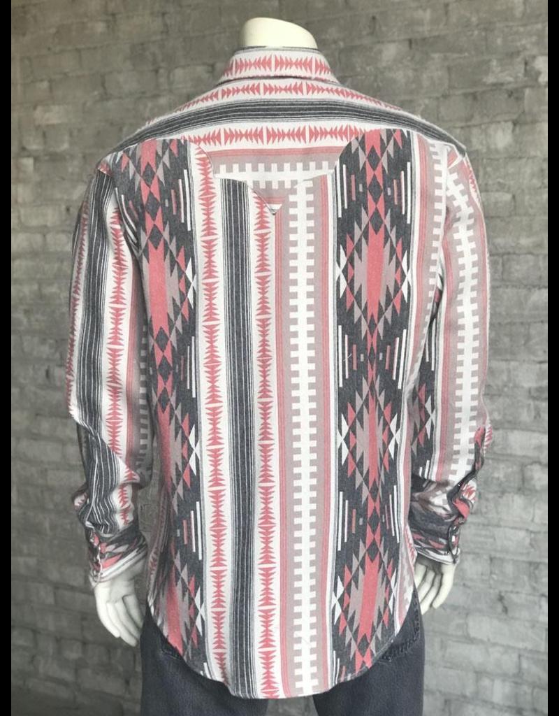 Tops-Men ROCKMOUNT Premium Flannel Jacquard 645