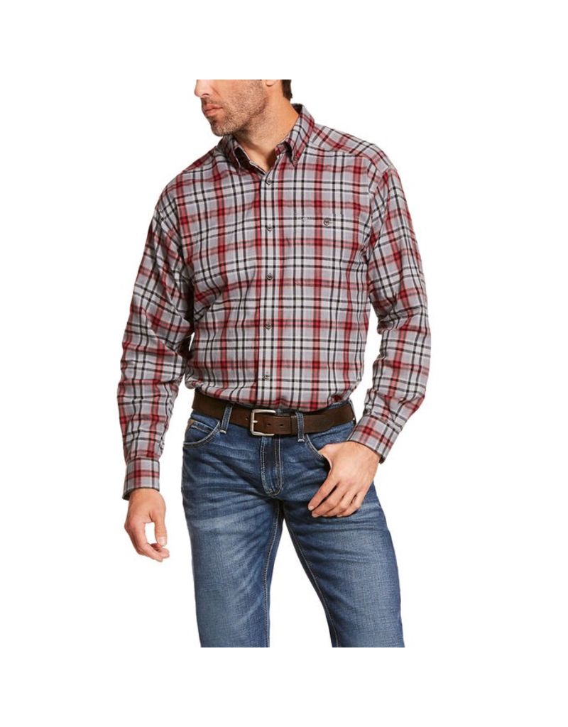 Tops-Men ARIAT 1002887<br /> LS Flannel