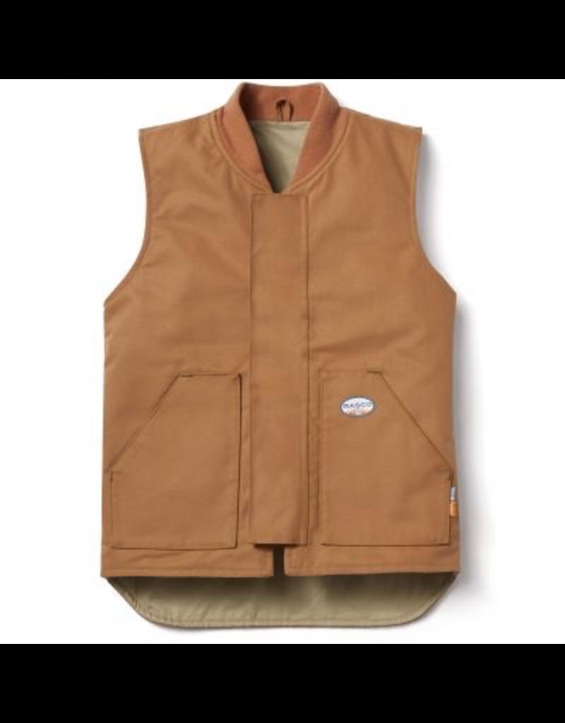 Outerwear RASCO FR Duck Work Vest<br /> FR1707