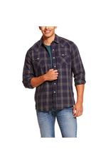 Tops-Men ARIAT Fontana Retro Snap LS