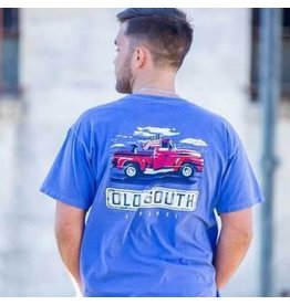 Tops-Men OLD SOUTH SS19ADSS-TRU<br /> Truckin' It