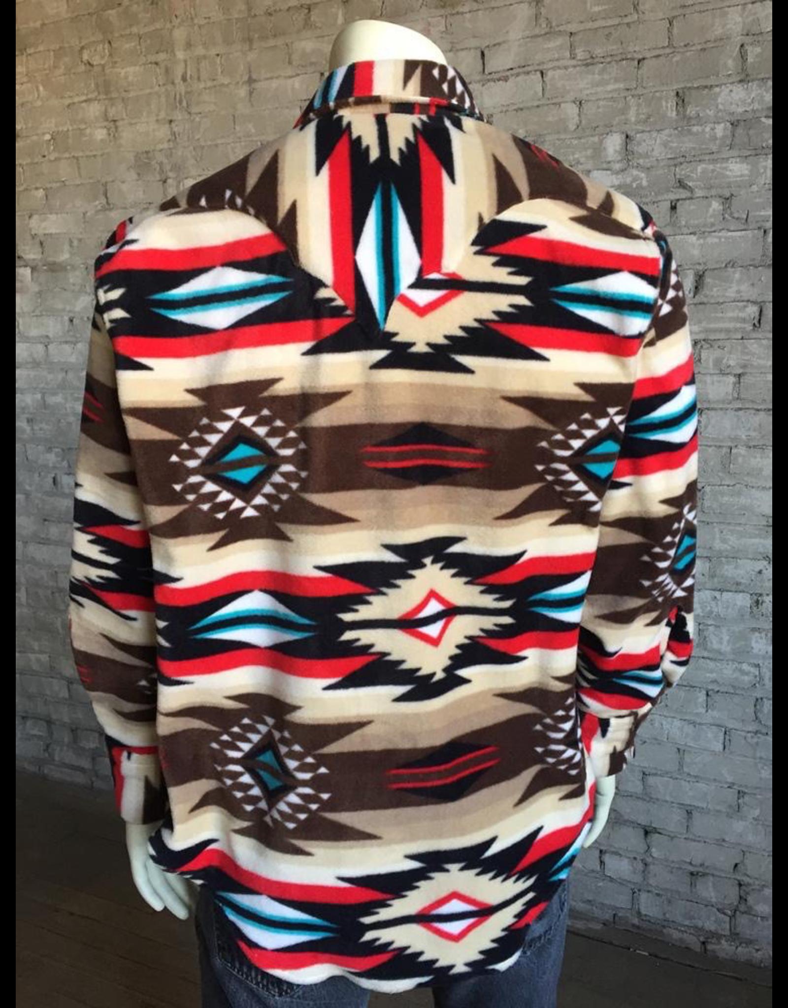 Select Family ROCKMOUNT 6100<br /> Fleece Native Pattern