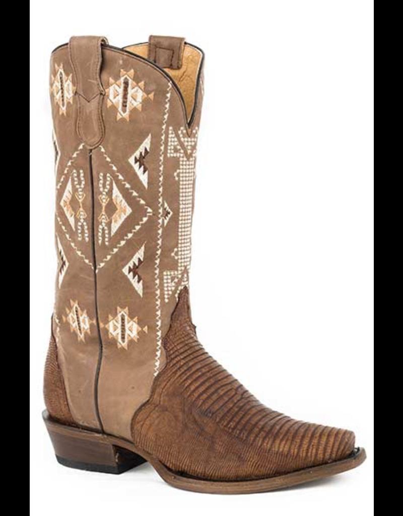 Boots-Women ROPER Trudy Triad Teju Lizard