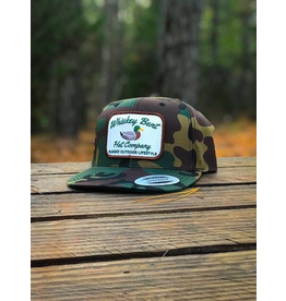 Hats WHISKEY BENT HAT CO. <br /> Green Head