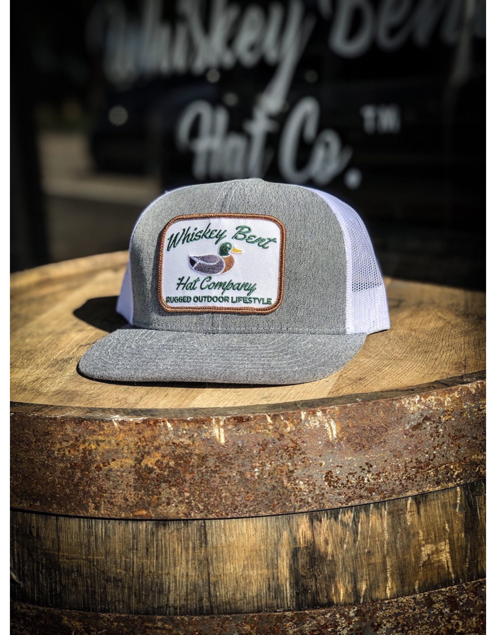 Select Family WHISKEY BENT HAT CO.<br /> Green Head Mid Pro