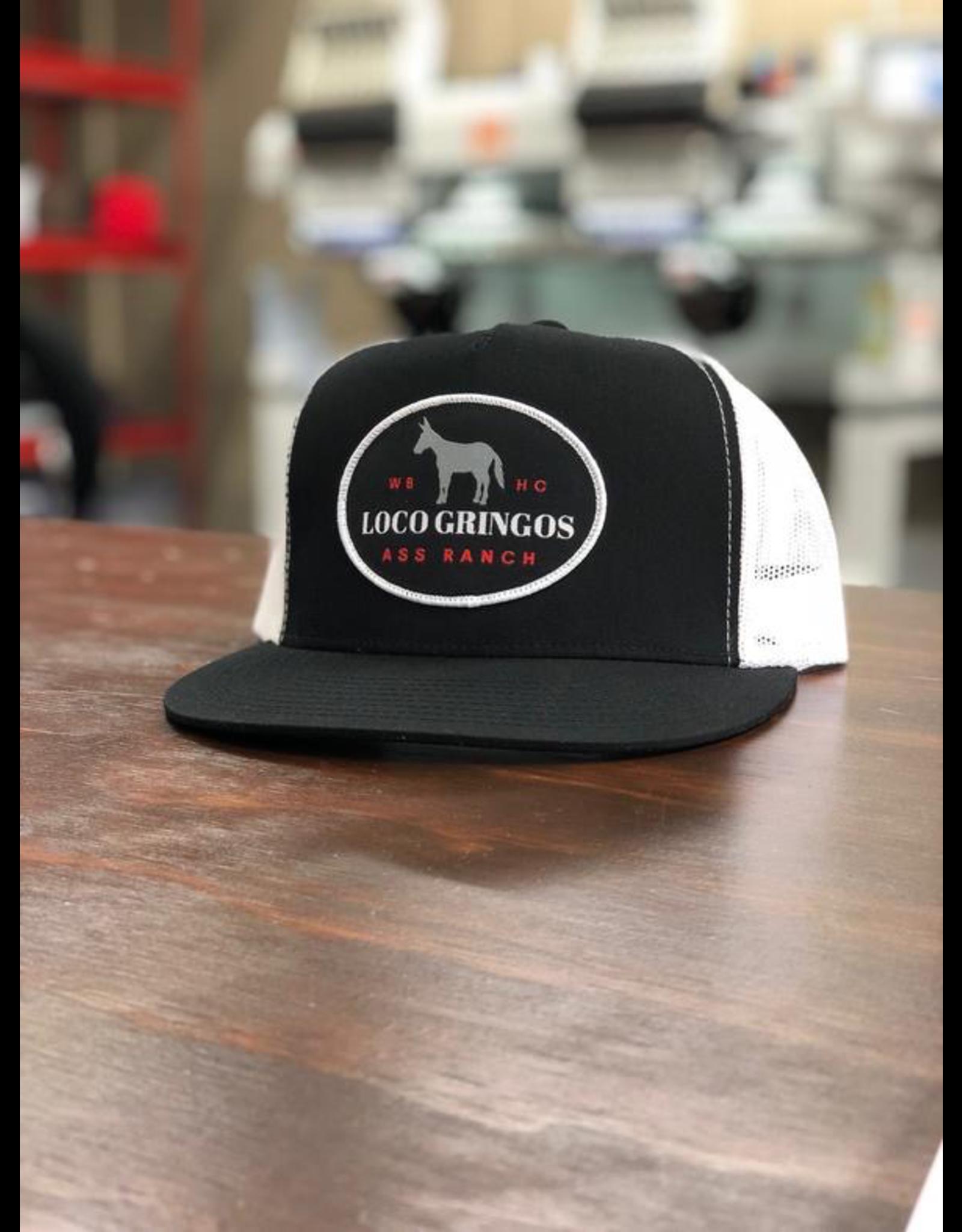 Hats WHISKEY BENT HAT CO.<br /> Loco Gringos Trucker