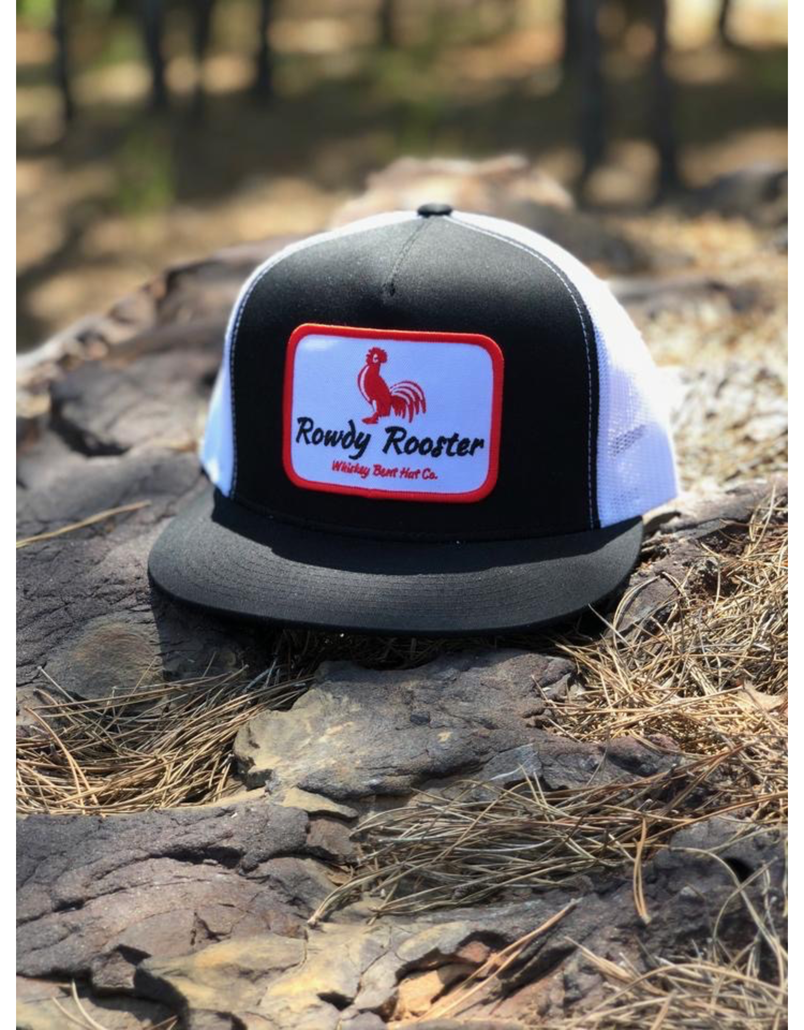 Hats WHISKEY BENT HAT CO.<br /> Rowdy Rooster Trucker