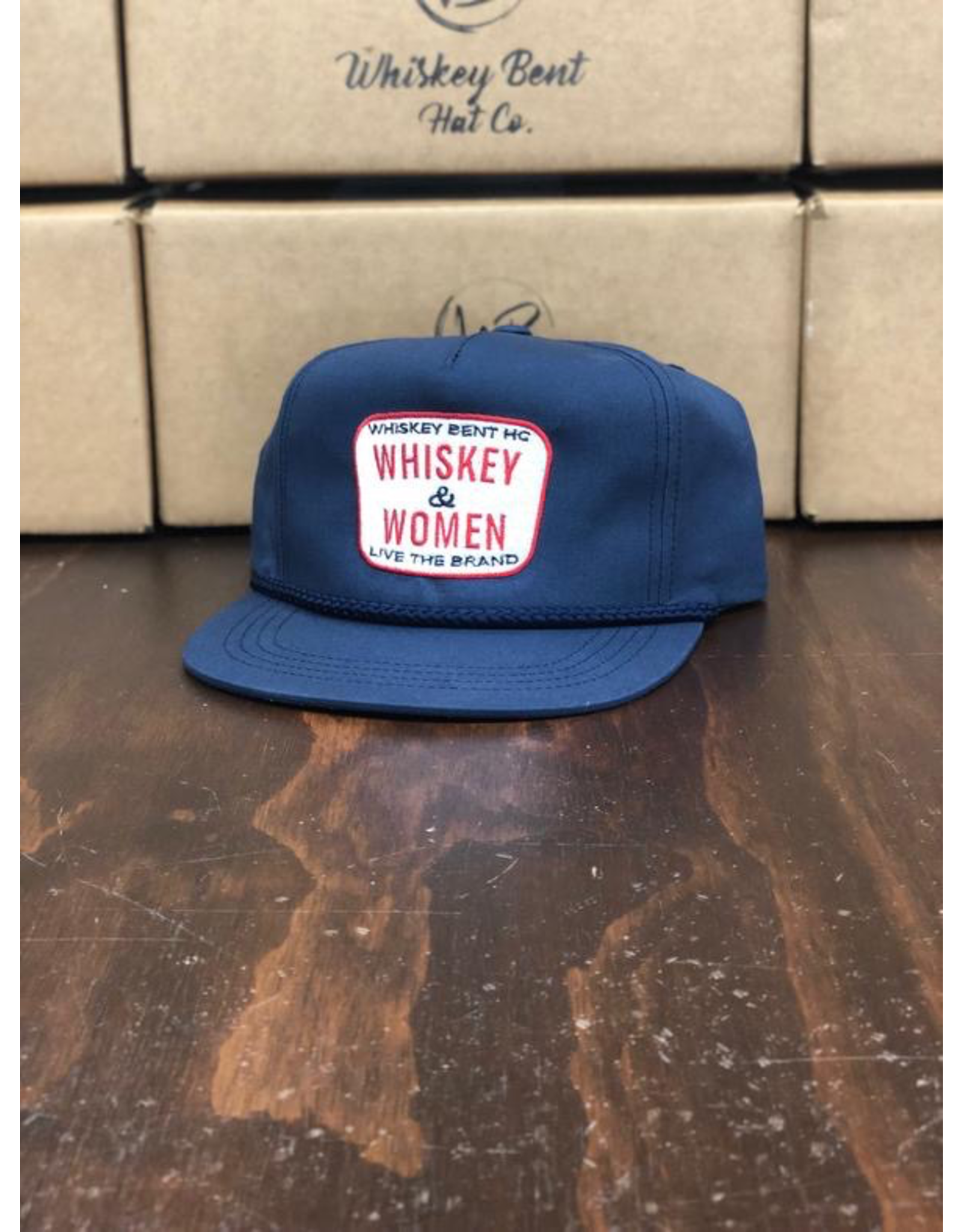 Hats WHISKEY BENT HAT CO.<br /> Whiskey & Women