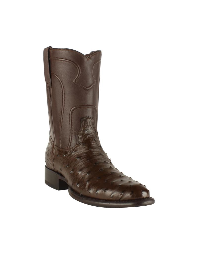 LOS ALTOS Full Quill Ostritch Roper