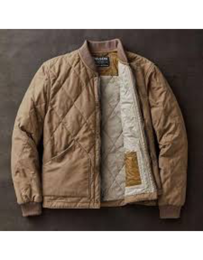 Outerwear FILSON Quilted Pack Jacket<br /> No. 20019781