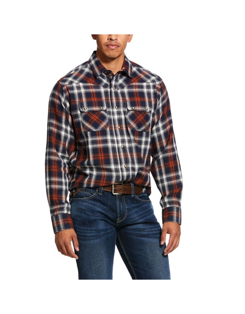 Tops-Men ARIAT Jerome Plaid