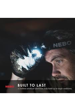 Accessories NEBO Transcend 1000 Lumen<br /> USB Rechargeable Headlamp