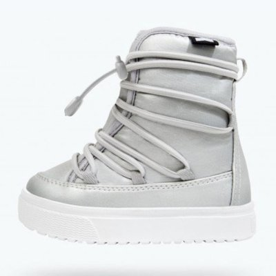 Native Shoes Native Chamonix Silver Moonboot W18