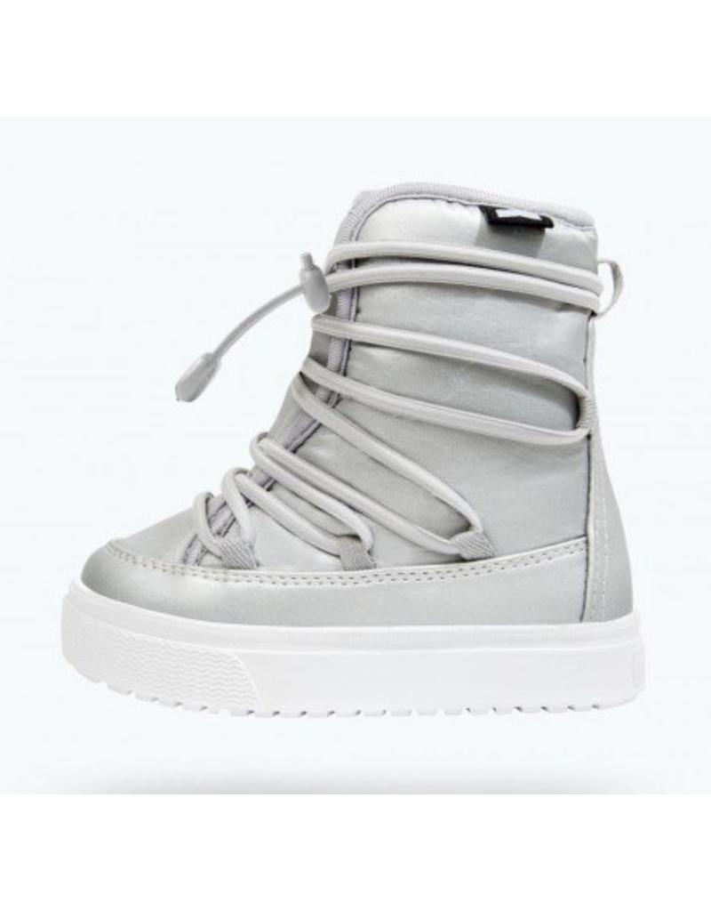 Native Shoes Native Chamonix Silver Moonboot W18
