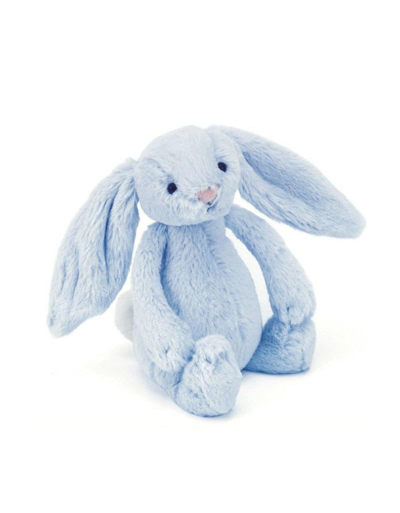 Jellycat JC Bashful Bunny Blue Medium