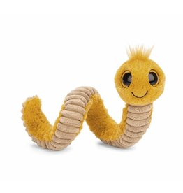 Jellycat JC Wiggly Worm Yellow