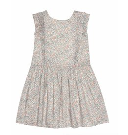Tartine et Chocolat Tartine & Chocolat Dress Liberty Print