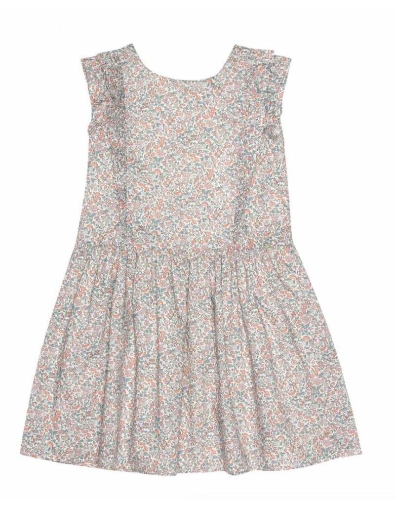 Tartine et Chocolat Tartine Dress Liberty Print TN31032 S19