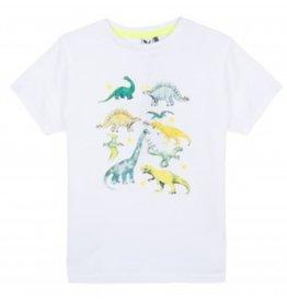 3 Pommes 3P Tshirt SS Dinosaurs 3N10013 S19