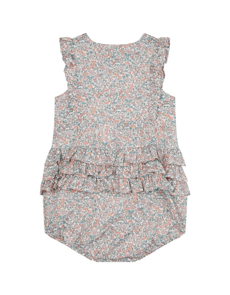 Tartine et Chocolat Tartine Bubble Liberty Print TN33071 S19