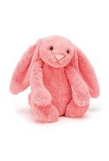 Jellycat JC Bashful Coral Bunny Medium