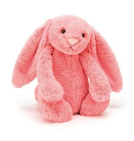 Jellycat Jellycat Bashful Coral Bunny Medium