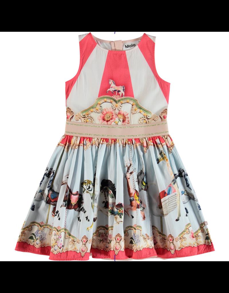 MOLO Molo Dress Carli Carousel