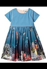 MOLO Molo Dress Carin Underwater World