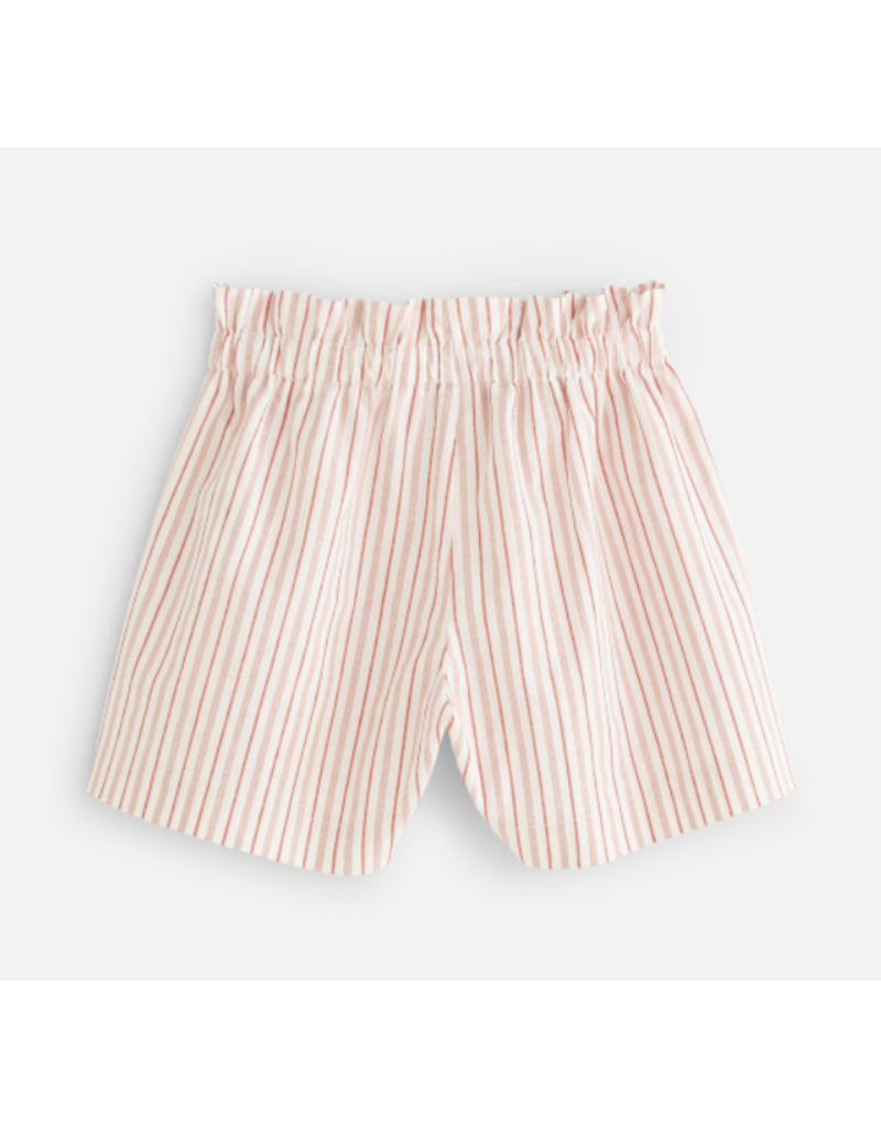Jean Bourget JB Shorts Red Stripe JN26002 S19