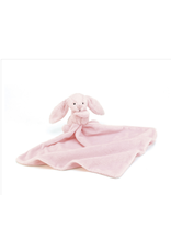 Jellycat JC bashful blush bunny soother pink