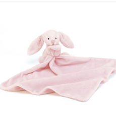 Jellycat Jellycat bashful blush bunny soother pink