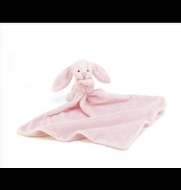 Jellycat Jellycat bashful blush bunny soother pink