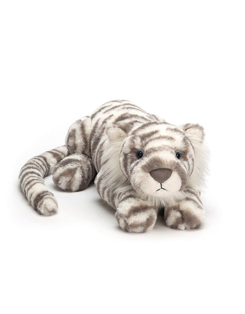 Jellycat JC Really Big Sacha Snow Tiger