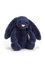 Jellycat JC Bashful Navy Bunny Medium
