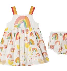 Stella McCartney Stella McCartney Sleeveless Dress Rainbow