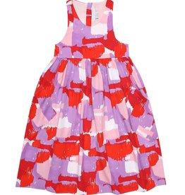 Stella McCartney Stella McCartney Sleeveless Floral Print Purple Pink Red