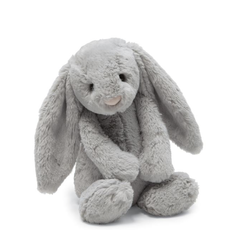 Jellycat Jellycat Bashful Bunny Medium I Grey