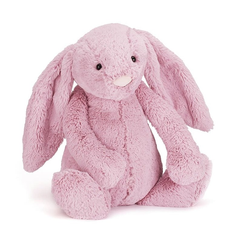 Jellycat Jellycat Bashful Bunny Medium I Tulip Pink Medium