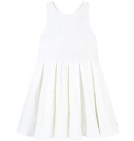 Lili Gaufrette Lili Gaufrette Gripper Dress- White