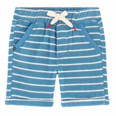 Jean Bourget Jean Bourget terry shorts ocean stripe