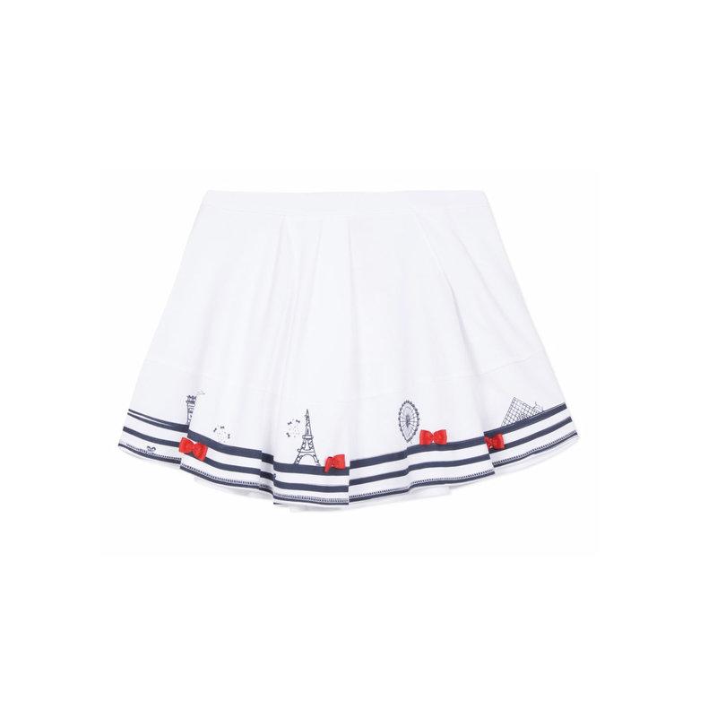 Lili Gaufrette Lili Gaufrette Paris Skirt