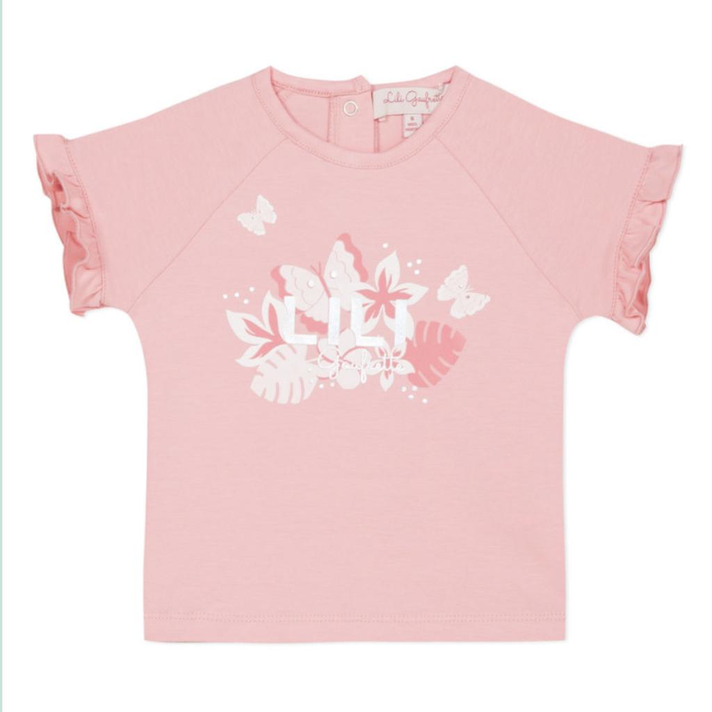 Lili Gaufrette Lili Gaufrette t-shirt