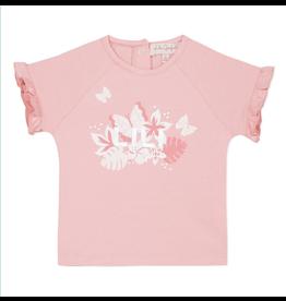 Lili Gaufrette Lili Gaufrette Gasti T-shirt- Blush