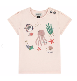 Jean Bourget Jean Bourget Riviera T-shirt - Rose
